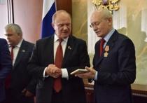 Зюганов поблагодарил Хамитова за сохранение в РБ «лучшего из советской эпохи»