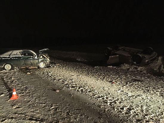 ВДТП под Уфой погибли три человека
