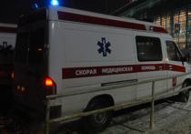 Девушка упала в обморок, окунаясь в прорубь на Химкинском водохранилище
