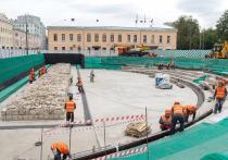Исторические находки с Биржевой площади отправятся обратно в землю