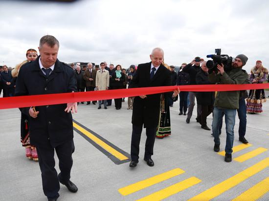 В аэропорту «Уфа» завершили масштабную реконструкцию аэродромного комплекса