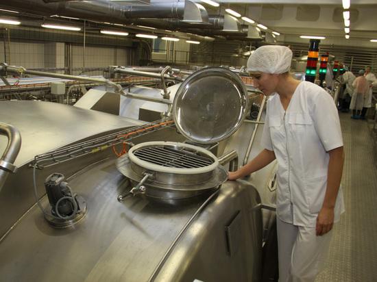 Белебеевский молочный комбинат потребовал проверить собственное производство