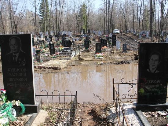Стал известен мотив нападения напенсионера науфимском кладбище