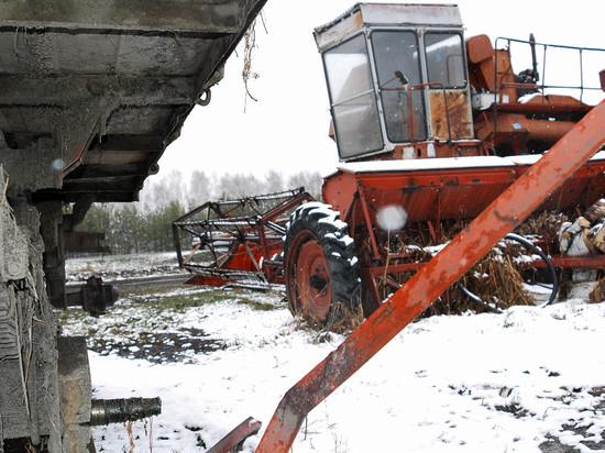 Малоснежная зима может стать проблемой для башкирских аграриев